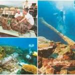 Các thợ lặn đã làm việc cật lực trong 20 ngày với tổng số thời gian là 730 giờ dưới nước
